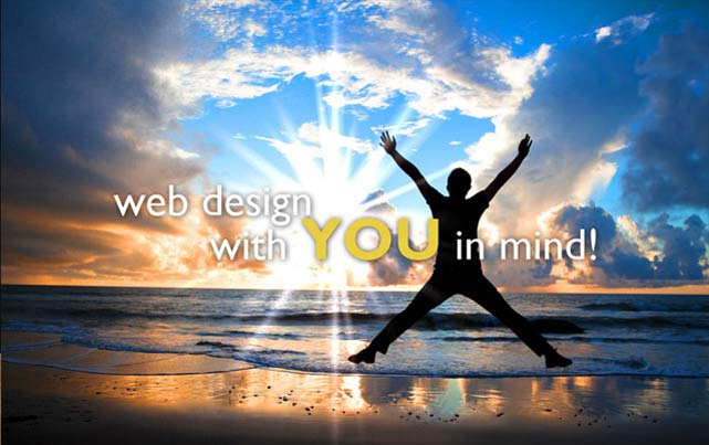 web design with YOU in mind