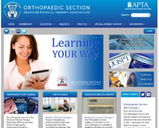 Orthopaedic Section of the American Physical Therapy Association