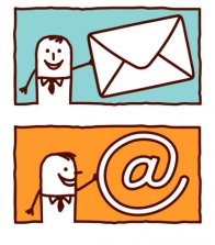 Email Vs. Snail Mail