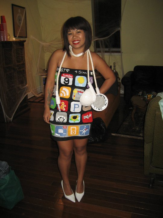 iPhone/iPod Costume