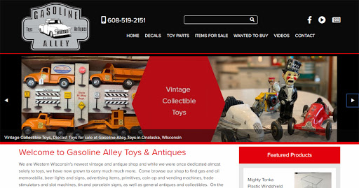 Gasoline Alley Toys & Antiques Onalaska, WI