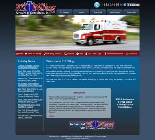 911 Billing Services & Consultant, Inc.