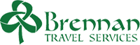 Brennan Travel Services Logo Design By Webteam