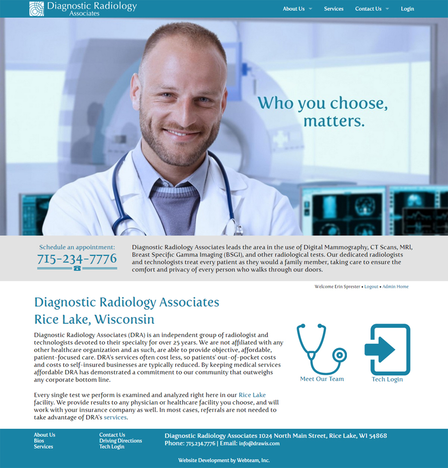 Diagnostic Radiology Associates