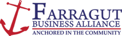 Farragut Business Alliance Logo Design By Webteam